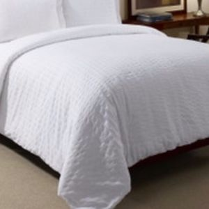 Beyond Collection from 1888 Mills Queen Duvet Cove